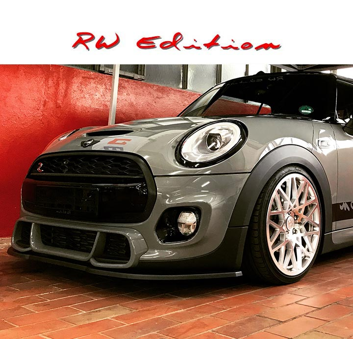 rw edition mini f57 cabrio cooper s jcw. Black Bedroom Furniture Sets. Home Design Ideas