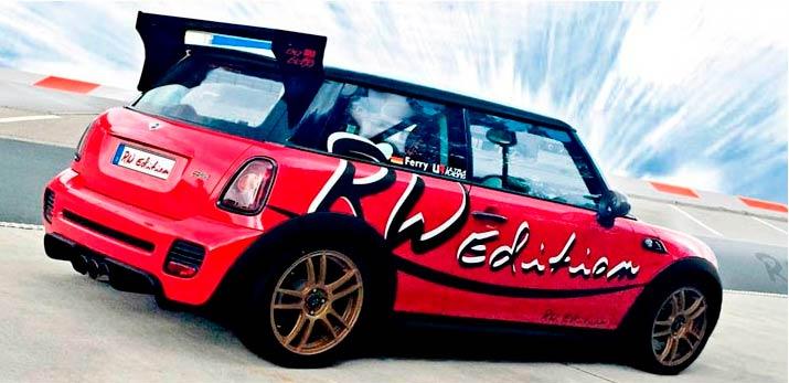 Rw Edition Mini R55 R61 Tuning