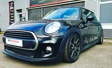MINI F56 RW Sleeper